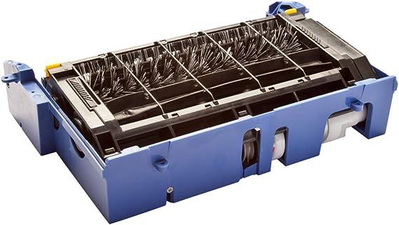 ASP-ROBOT - Caja MOTORA - Carro de cepillos para Roomba 555 Serie 500. Recambio Original Engranajes Repuesto Compatible para Aspirador Rumba Serie 5: Amazon.es: Hogar