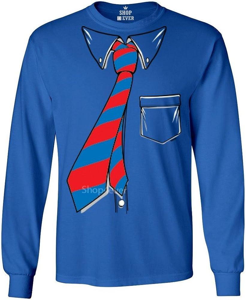 shop4ever ® Camisa y corbata manga larga Tuxedo (esmoquin camisas ...