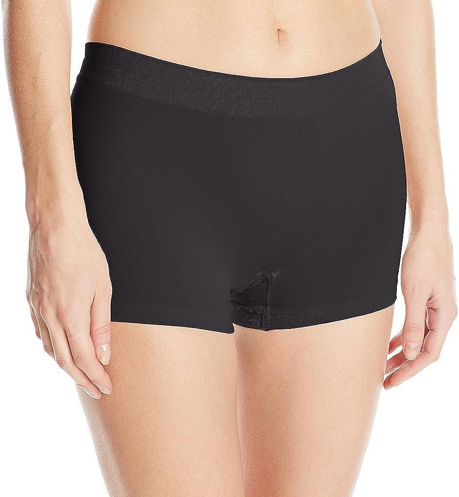 DODOING Women Sports Yoga Shorts Pants Seamless Boy Short Panties Underwear