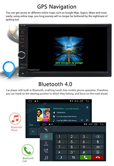Android 8 1 Car Stereo NO DVD Video Player - EinCar 7