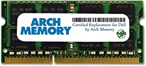 Arch Memory Replacement for Dell SNPX830DC/4G A5039688 4 GB 204-Pin DDR3 So-dimm RAM for Inspiron N4010