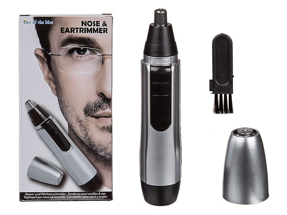 OOTB Silver Design Nose and Ear Trimmer 57/9497