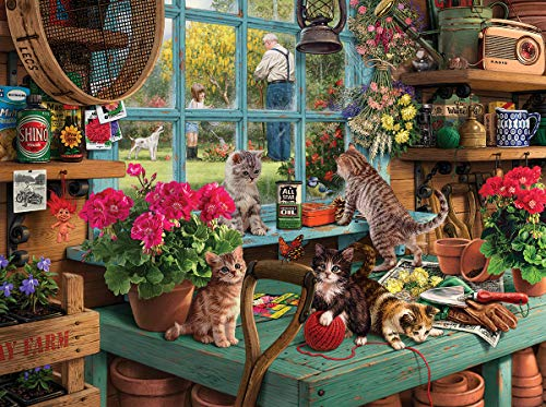 cat puzzle 1000 - 1