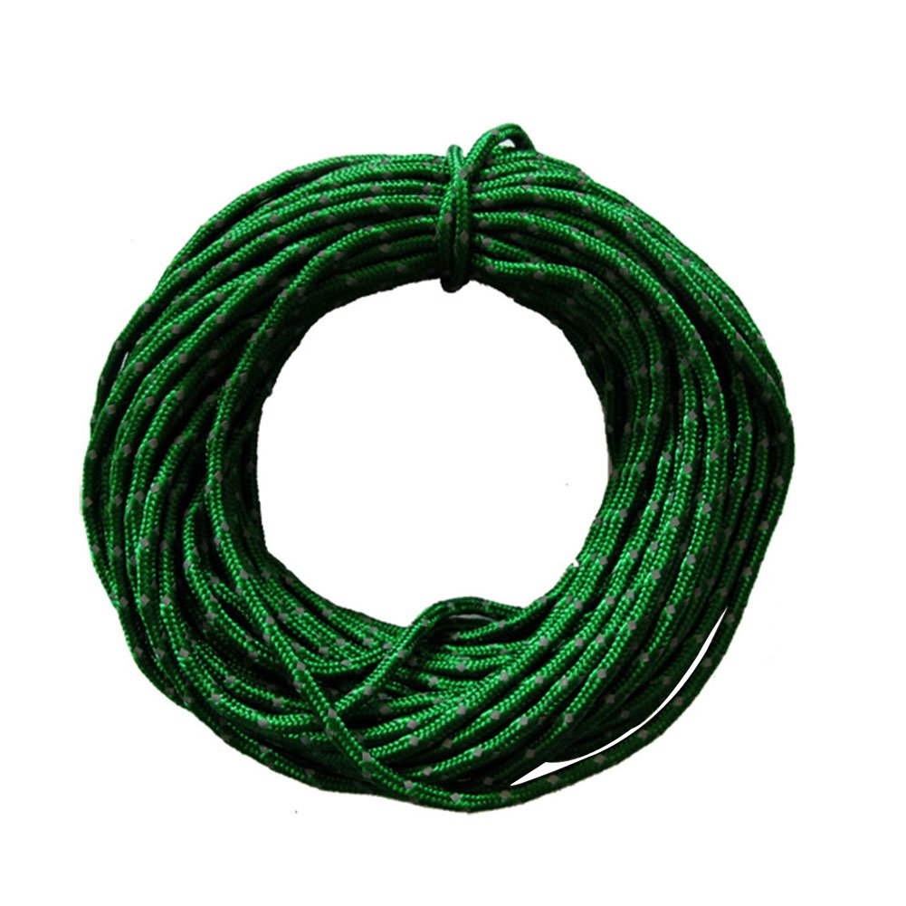 Austinstore 2.5mm Multi-functional Durable Reflective Camping Hiking Rope Awning Line Cord