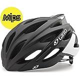 Giro Savant MIPS Helmet (Black/White, Small (51-55 cm))