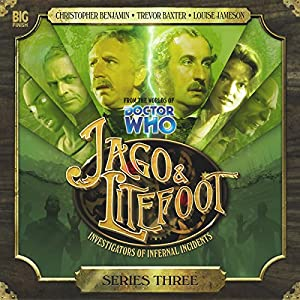 Jago & Litefoot Series 3 Radio/TV Program