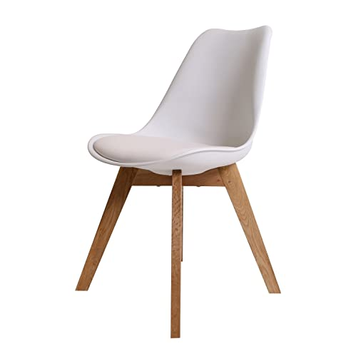 BUTIK FL20360 6 Angebot 6 Er Set Moderner Design Esszimmerstuhl Consilium  Valido, Eichenholz
