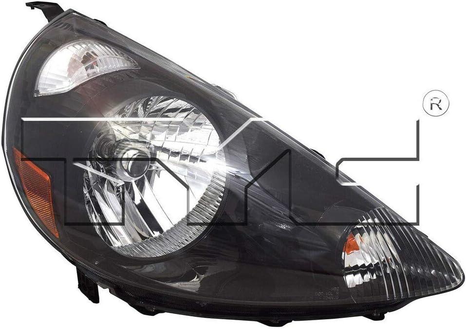 TYC 20-6925-01 Honda Fit Passenger Side Headlight Assembly