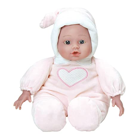 5b4050308 Amazon.com  Adora Cuddle Baby Doll Pink 13