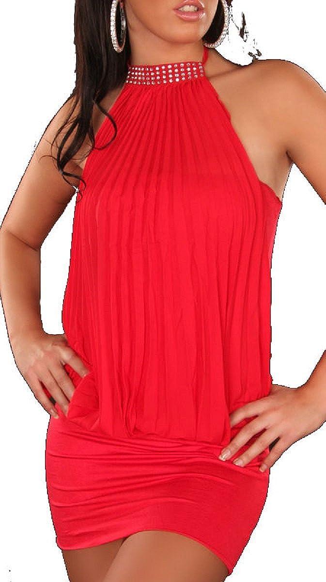 CLUB LADIES SEQUIN SLEEVELESS RED//WINE MINI DRESS SIZES 10-12 COCKTAIL