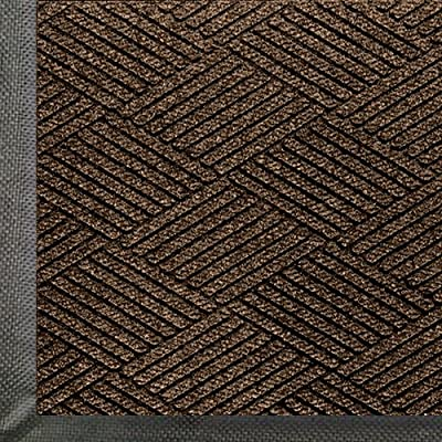 Gold, 12.2 Length x 3 Width x 3//8 Thick WaterHog Diamond Fashion Indoor//Outdoor Quick-Drying Commercial-Grade Entrance Mat Stain Resistant Door Mat