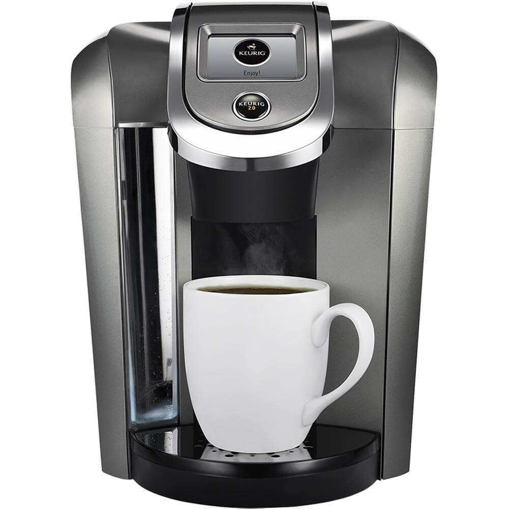 Keurig K550 Máquina de café en cápsulas - Cafetera (Máquina de café en cápsulas): Amazon.es: Hogar