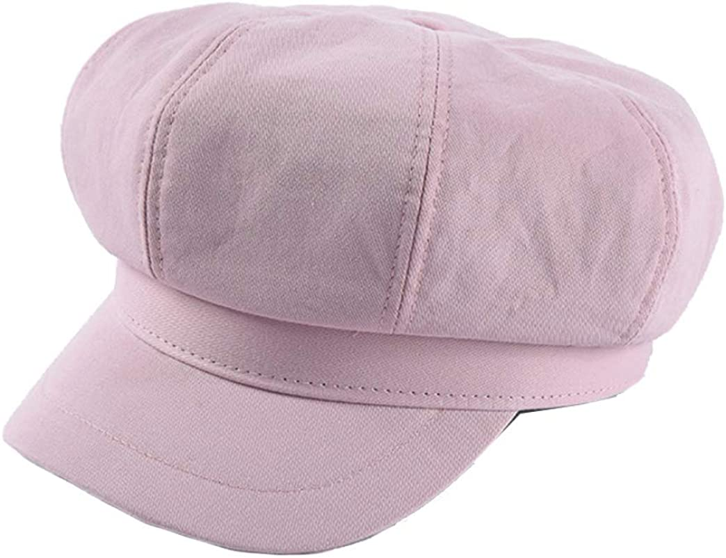 Summer Newsboy Hats Retro...