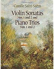 Violin Sonatas Nos. 1 and 2 and Piano Trios Nos. 1 and 2