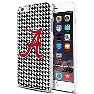 diy zhengNCAA Alabama football , , Cool Ipod Touch 4 4th Smartphone Case Cover Collector iphone TPU Rubber Case White [By PhoneAholic]