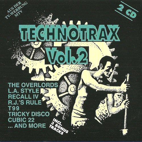 Techno Brown Light - Techno T r a x Vol. 2