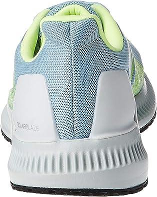 adidas Damen Solar Blaze W Fitnessschuhe, grün: