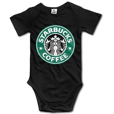 b4b224ec3 Amazon.com: Classic Starbucks Coffee Unisex Bodysuit Baby Onesie: Clothing