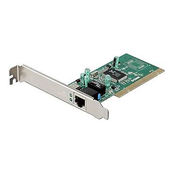 D-Link DGE-528T Copper Gigabit PCI Card for PC