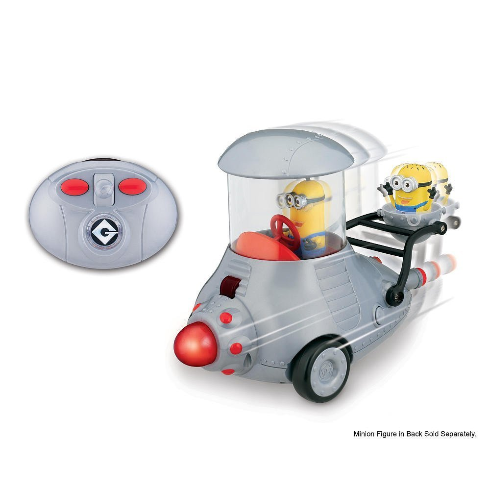 Despicable Me 2 Remote Control Mobile Vehicle Thinkway 20123