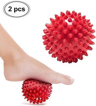Bola de masaje, bola masaje para pie, espalda masaje reflexología ...