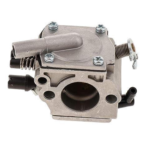 non-brand Baoblaze - Carburador desbrozadora para Stihl 038 ...