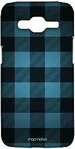 جراب مامريسي شيك مايت أزرق سبلايم لسامسونج J2 (2016)