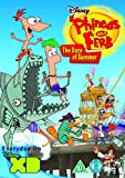 Phineas And Ferb - Daze Of Summer [DVD]