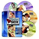 "Better Sex Video Series: Sexplorations - Volumes 1, 2, 3 DVDs + FREE Music CD ""Journeys"" DVD/music CD Set"