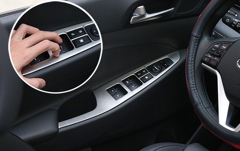 Interieur Zubeh/ör Autoteile Fensterheber Rahmen Dekoration