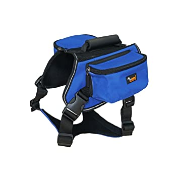 Amazon.com : Ondoing Dog Backpack Medium Large Dogs Harness With ...
