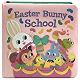Easter Bunny School Padded Board Book (Little Bird Stories)