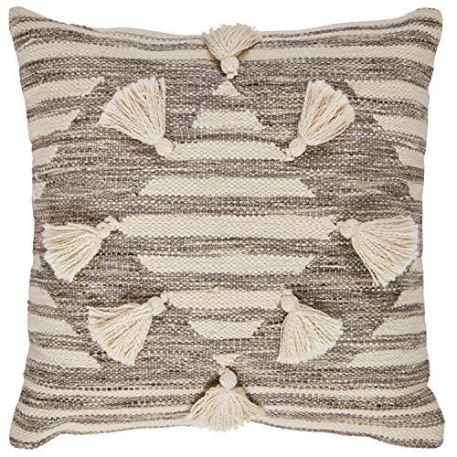 (Stone & Beam Modern Throw Pillow, 18