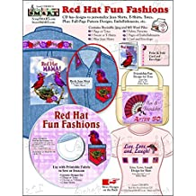 ScrapSMART - Red Hat Fun Fashions - Software Collection - MS Word & Jpeg files - (CDRHFF31)