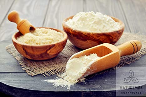 Naturevibe Botanicals Brown Rice Flour (2lbs) - Sin gluten ...