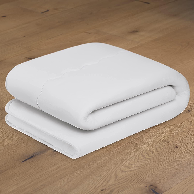 Luxton Home Japanese Shiki Futon Foldable Mattress for Sleep & Travel - Queen Long