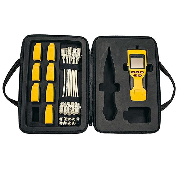 Amazon.com: Scout Pro 2 with Stripper and Connectors Klein Tools VDV001-110: Home Improvement