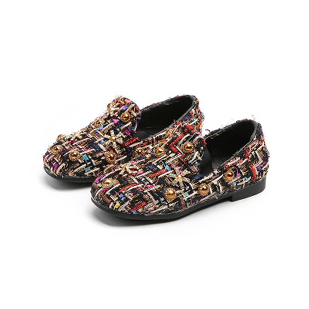 Queena Wheeler Girl Flat Shoes Toddler Princess Shoes Kids Children ...