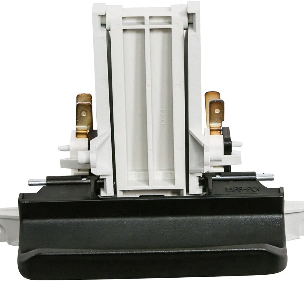 ForeverPRO W10862259 Latch Door Dw Black for Admiral Dishwasher W10130698 W10130697 99002988 99002989