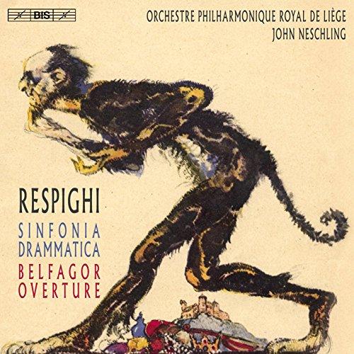 RESPIGHI,O. / NESCHLING,JOHN