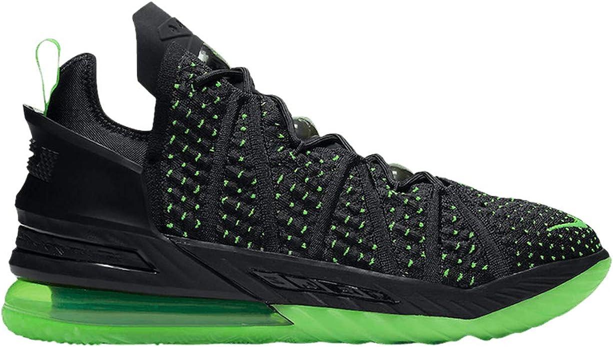 New MEDUSA Hoodie for Lebron 18 Dunkman Volt Neon Green Dunk Man 7 8 9 11 12 16
