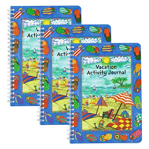 Giftco Vacation Activity Journal Beach