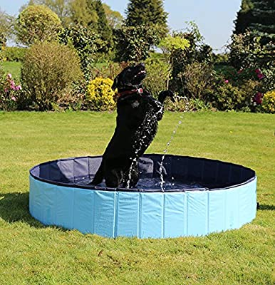 Rosewood Cool Down Dog Pool 160 X 30 Cm Large Amazon Co Uk Pet Supplies