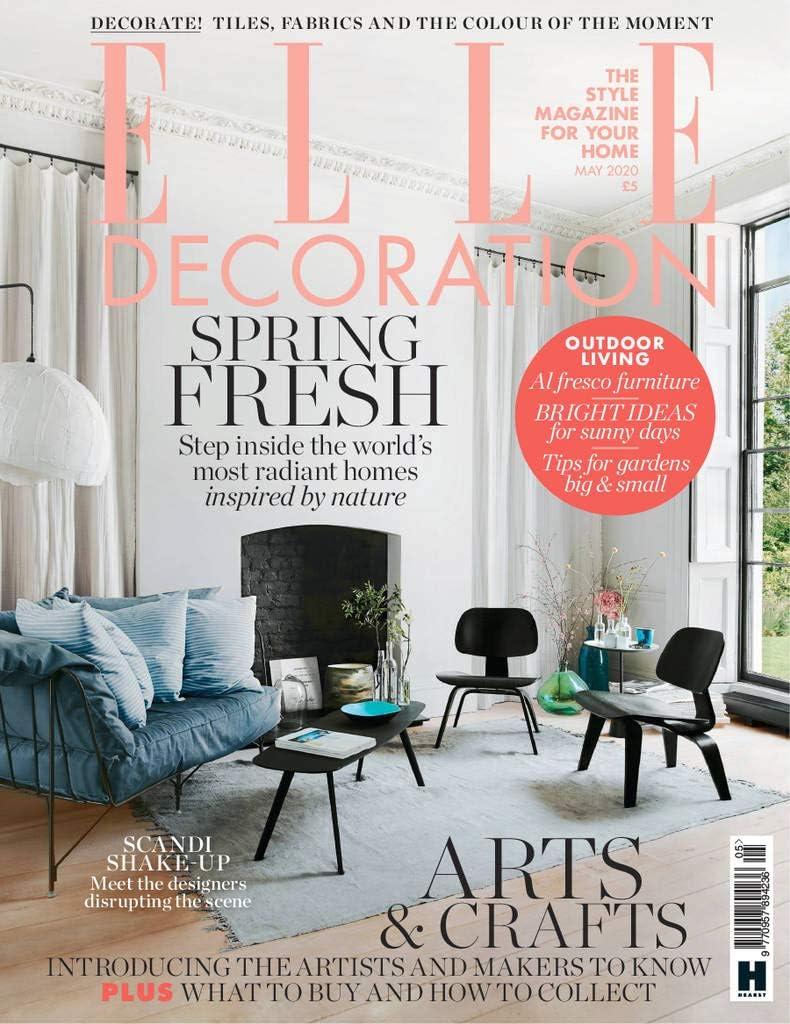 Elle Decoration - British Edition: Amazon.com: Magazines