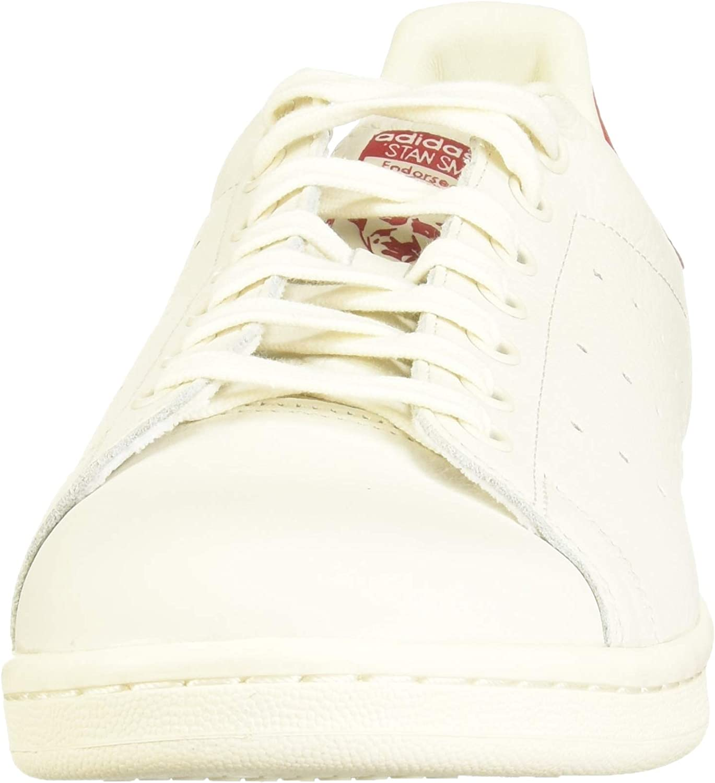 Adidas Stan Smith, Chaussures De Fitness Homme Blanc Blatiz Escarl 000