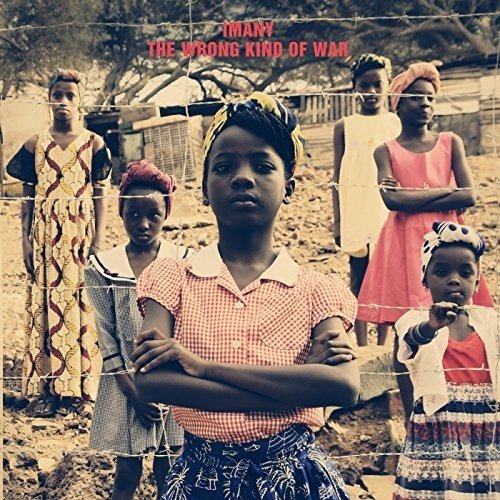 Imany - The Wrong Kind Of War - CD - FLAC - 2016 - NBFLAC Download