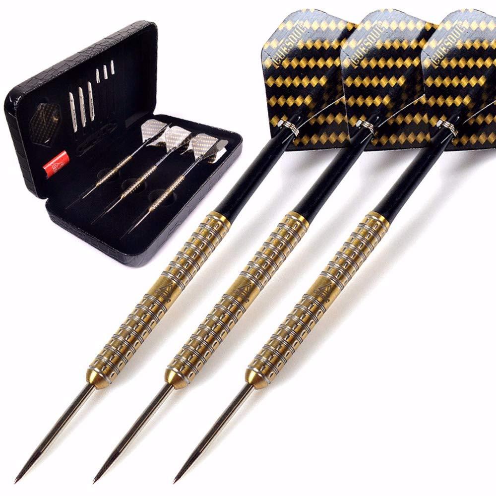 CUESOUL Swift Series 26g Super Slim Tungsten Steel Tip Darts Set by CUESOUL