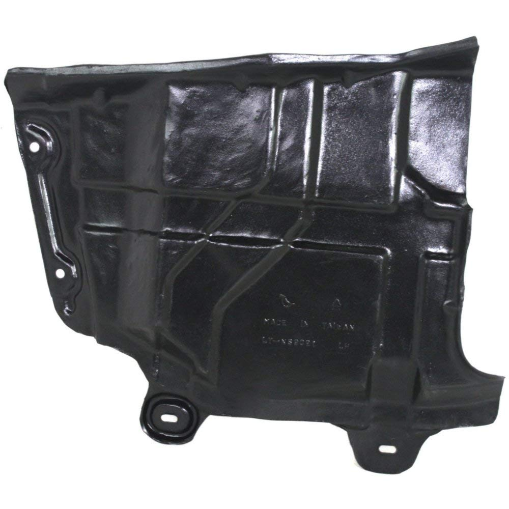 Engine Splash Shield Set of 2 compatible with 2002-20042006 Nissan Altima Under Cover Right and Left Side