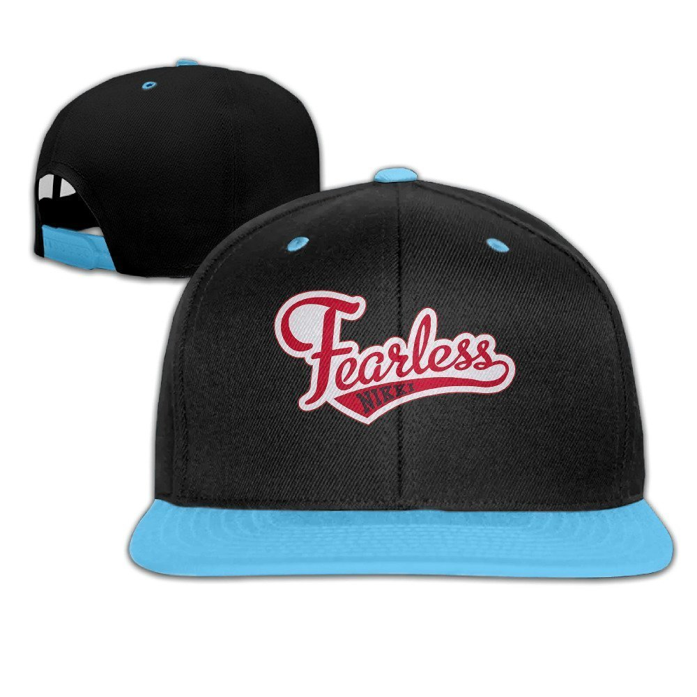 nntbj Hip Hop gorra de béisbol y sombrero para unisex Kids Nicki Bela NNTBJ Made