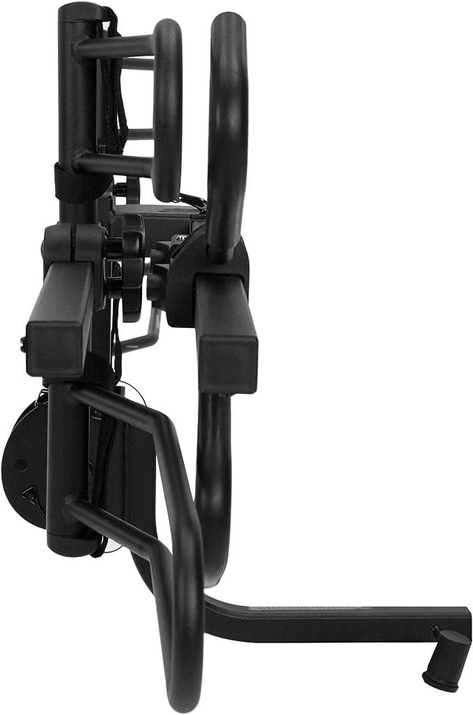 1.25 and 2-Inch Receiver Hollywood Racks HR1000 Sport Rider 2-Bike Platform Style Hitch Mount Rack